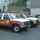 Clatsop County Sheriff Vehicles